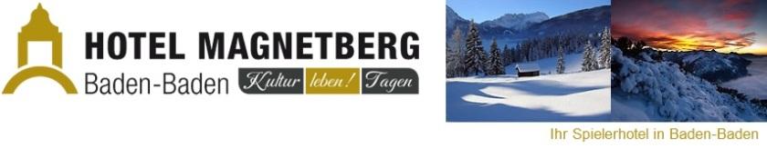 Hotel Magnetberg - Ihr Spielerhotel in Baden-Baden